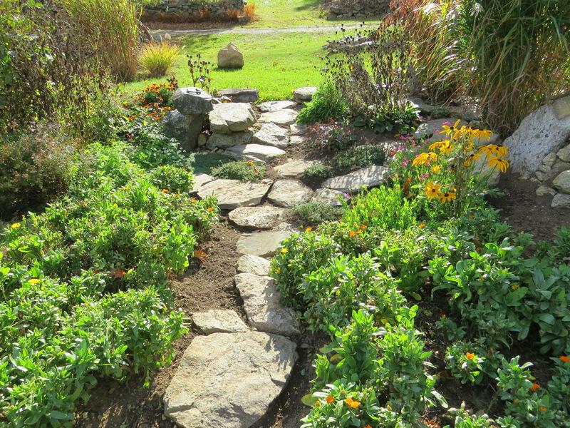 Gestaltungsideen Garten