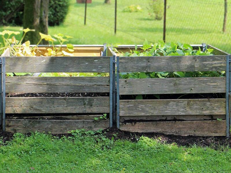 Kompost anlegen: Standort und Jahreszeit beachten