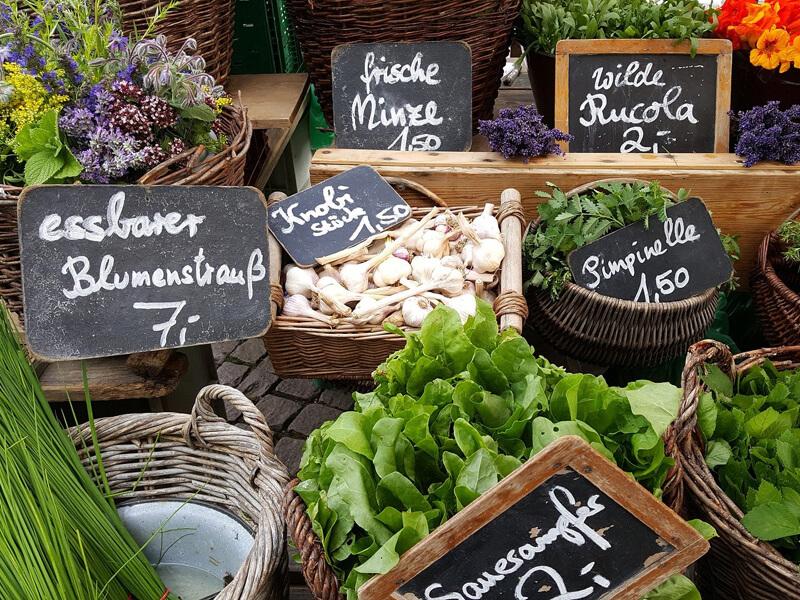 Umweltfreundlich und unverpackt einkaufen liegt im Trend.